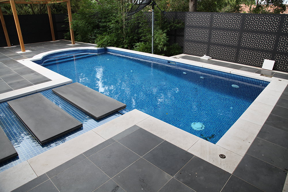 Swimming Pool Aushen Stone Amp Tile