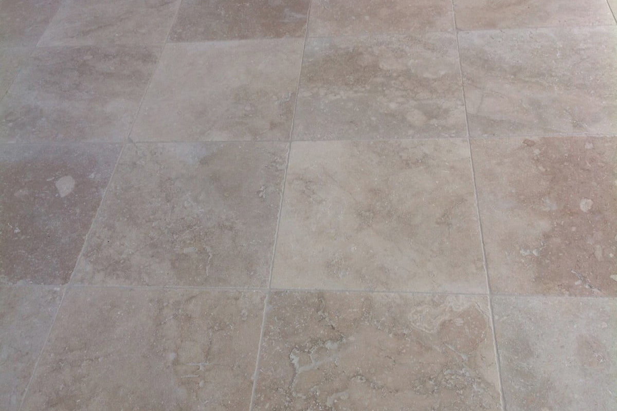 noce tumbled unfilled travertine
