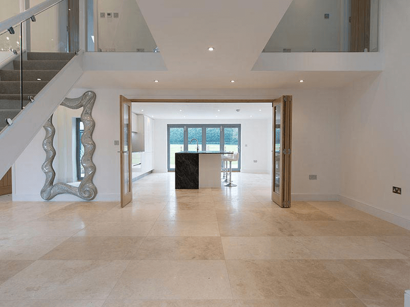 3 Factors to consider before you Travertine Tiles