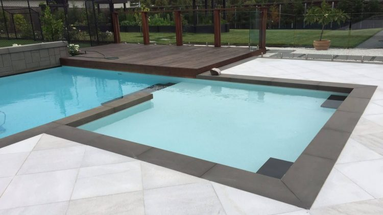 Fully Utilise Granite Pool Coping To Enhance Your Pool Area