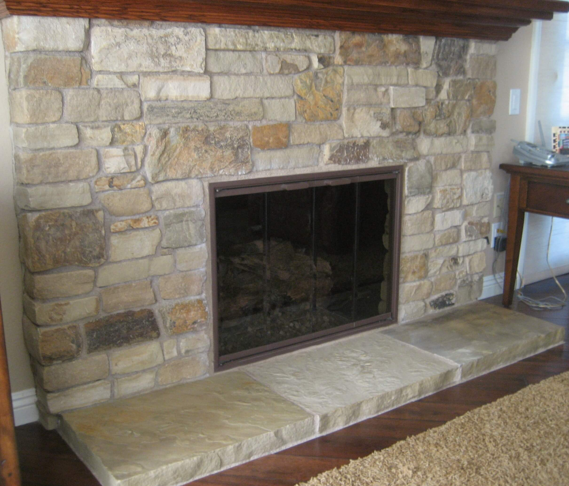 Natural Stones the Best for Your Fire Places