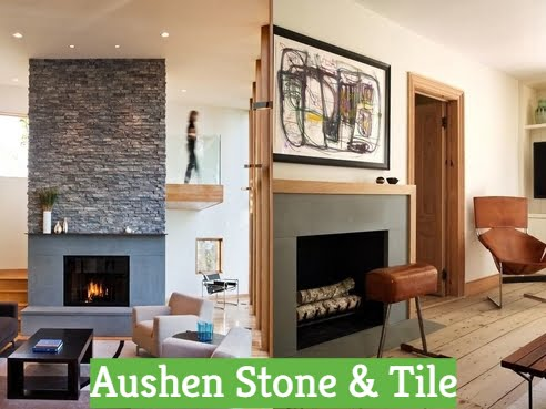 Stacked Fireplace Design & The Classic Touch