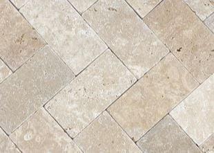 classic tumbled brick shape
